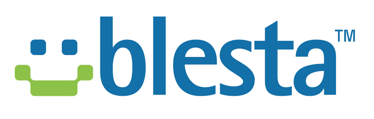 blesta logo color